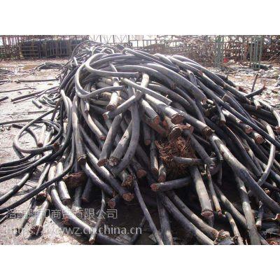 偃师回收废电缆 伊川电缆线回收