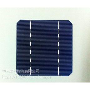 太阳能电池片海运转口规避反倾销高关税