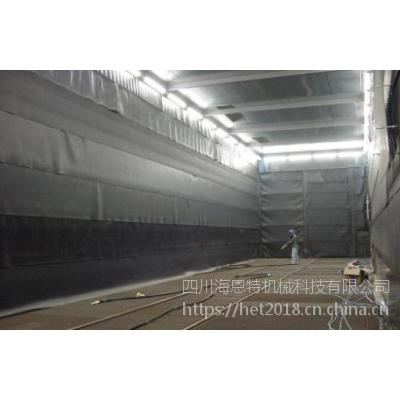 钢结构环保喷砂房喷漆房
