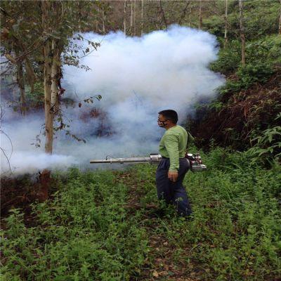 垃圾站消毒烟雾机 下水道打蟑螂喷雾机 水烟雾两用机 润众