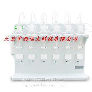 中西 全自动液液萃取仪/石油类全自动萃取仪 型号CN61M/STC-302库号M403746