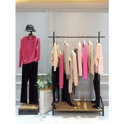 佳妮斯安哥拉打低毛衣品牌女装折扣正品直播货源网