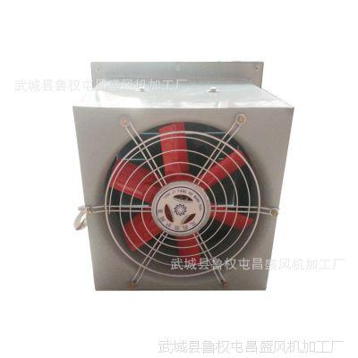 玻璃钢防腐边墙风机 可定制不锈钢边墙风机 DWEX-550D4边墙风机