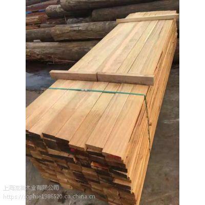 黄巴劳 流美木业 定尺加工 户外材