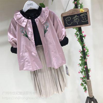 ?浙江巴布豆童装批发品牌儿童服装专柜货源