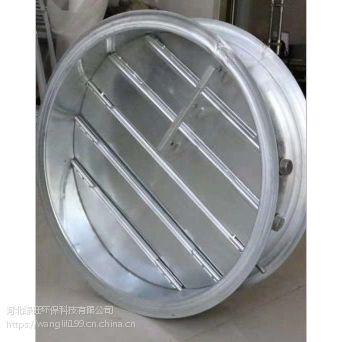 多叶手动调节阀圆形电动镀锌风量密闭阀厂家直销