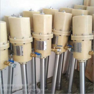 安瑞供应ZBQ-27/1.5煤矿用气动注浆泵,MA证件齐全