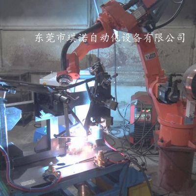 供应四轴焊接机器人 自动焊接机械手