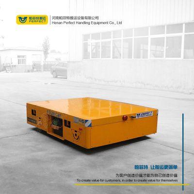 8吨无轨电动平车物料搬运无轨电动车 钢厂转运钢渣无轨搬运车台车