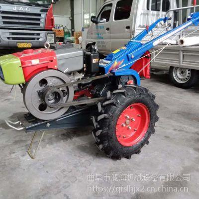 手扶拖拉机旋耕机 便捷耐用多功能手扶车打田机