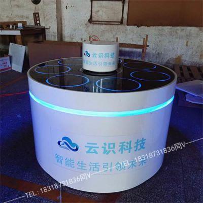 郑州厂家供应智能锁展示柜 智能锁具展示柜种类与价位