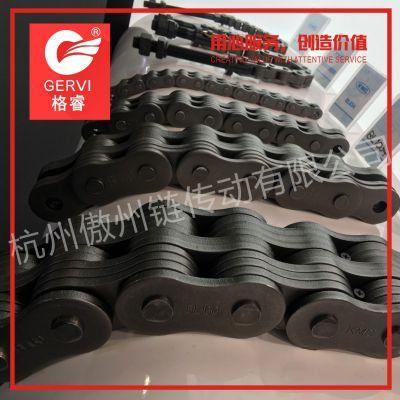 厂家精品优质货源LH2866 BL1466板式链条运用提升 车库 输送