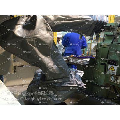 誉甲生产机器人防护服,老品牌