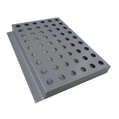 广汽传祺银灰色冲孔板,传祺银灰色镀锌钢板