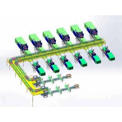 rfid智能输送线研发