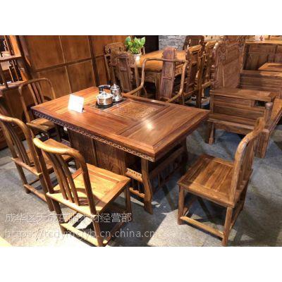 品质定制成都古典中式家具定制 明清仿古 全屋家居
