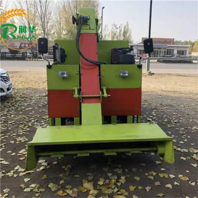 养牛自卸式清粪车 柴油小型清粪车 三轮自走式刮粪机