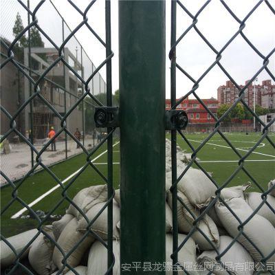塑料皮围网 仓库外围围网 体育场护栏网图片