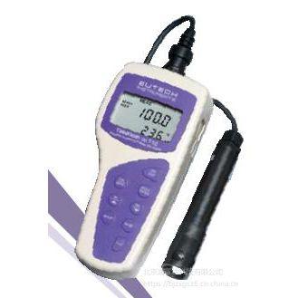 中西 优特水质专卖-便携式溶解氧测定仪 型号:Eutech DO110库号:M355545