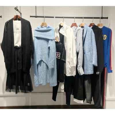 米祖服装尾货加盟时尚年轻女装品牌开网店怎么找货源 品牌棉衣