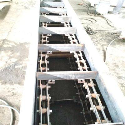 热门刮板输送机定做轻型 散料输送机