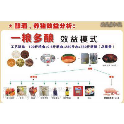 龙岗农村创业好项目,韶关小型酿酒机器,汕头酿酒项目