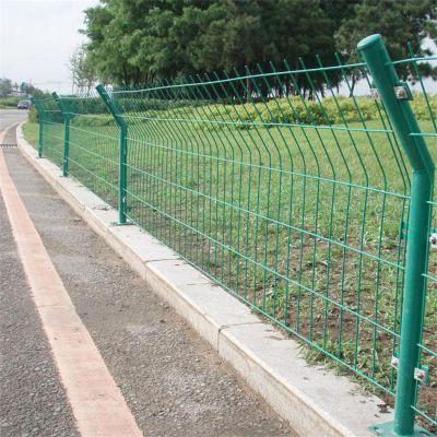 封山开发保护区围网 围界道路隔离网 临时护栏网