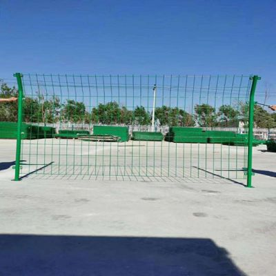 新疆公路护栏网 双边丝护栏网 框架护栏网厂家