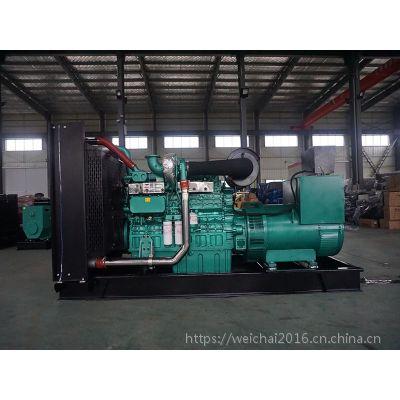 玉柴YC6T550L-D21发动机 350KW发电机组专用6缸柴油机