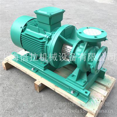 NLB32/200-11/2端吸式热回收热水循环泵威乐上海总代理