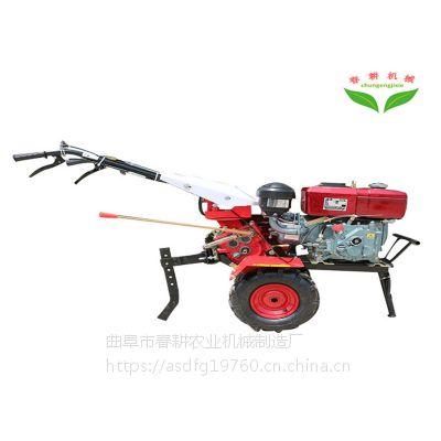 多功能小型柴油水冷微耕机大棚菜地旋耕除草播种机