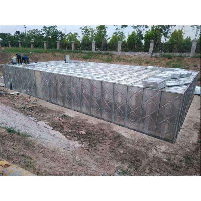 玻璃钢水箱性能 高位消防水箱 保温水箱