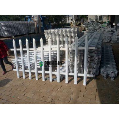 Pvc庭院防护栏 小区变压器专用护栏 园艺社区