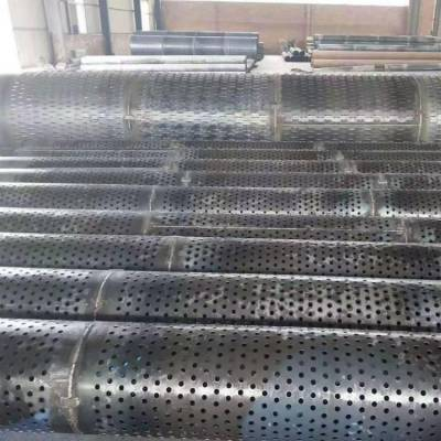 浙江降水井管273壁厚2.5毫米实壁管滤水管制造厂家