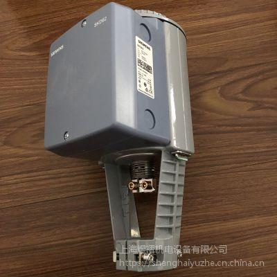 西门子SKD62电动液压执行器 德国原装电动调节阀执行器