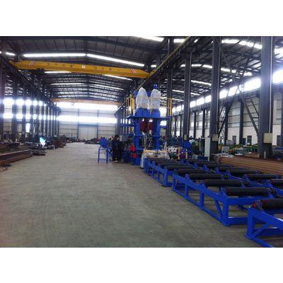 良心组焊矫一体机厂家直供 华恒供应