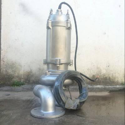 耐腐蚀不锈钢排污泵QWP50-15-25-3沃德泵业耐腐蚀泵