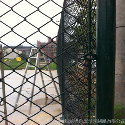 园林围网 北京篮球场围网施工 防火墙隔离网
