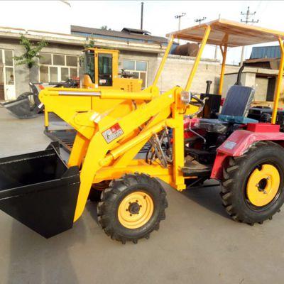 卡博恩小型装载农用抓木机建筑工程运输装卸车装载机