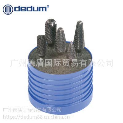 台湾DEDUM微晶粒硬质合金旋转锉套件 (柄直径为6mm)2131210进口批发