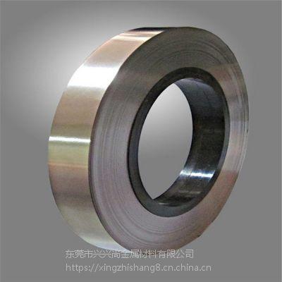304超薄不锈钢带0.01mm不锈钢箔高硬度钢带分条切割加工