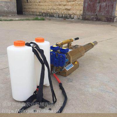 瑞鑫批发手提式烟雾打药机 背负式农用果园喷雾机 远射程弥雾机