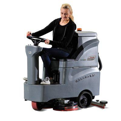 新疆洁瑞德GM-MINI洗地机好用吗
