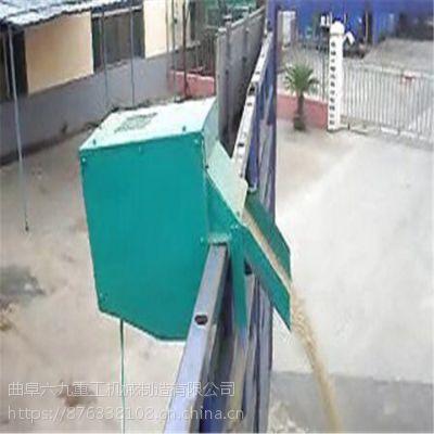 胶州气力输送机厂家定制软管优质吸粮机 吸粮机厂家批发零售六九重工