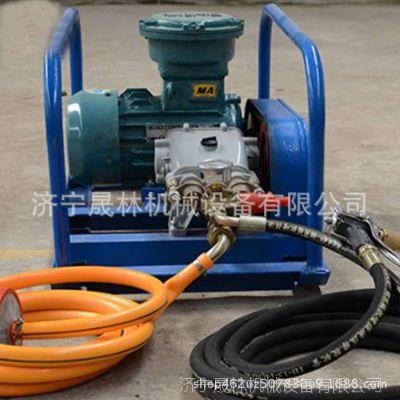 WJ-24-2矿用阻化泵 井下灭火用喷射泵 BH-40/2.5 矿用泵