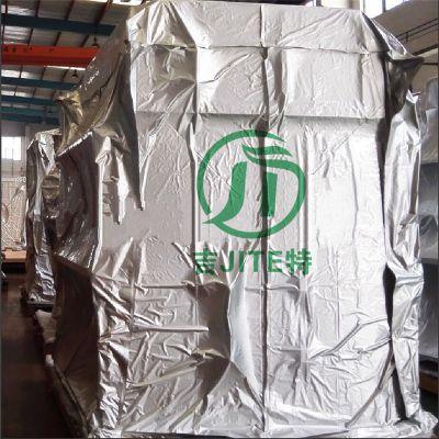 现货批发超大纯铝立体袋 纯铝抽真空袋 隔水隔氧铝箔真空包装袋