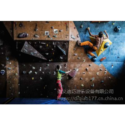 遵义攀岩墙制造网,儿童抱石攀岩墙 造型独特价格实惠