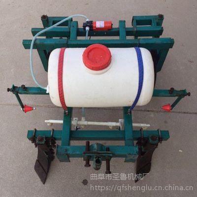 多功能农用覆膜机 圣鲁牌地膜覆盖机