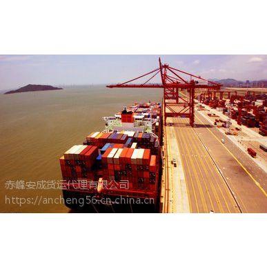 葫芦岛到东莞海运船运运输