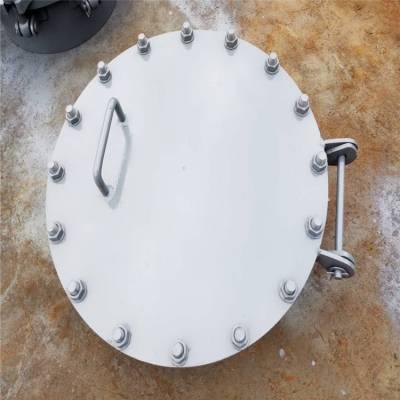 河北齐鑫供应  回转盖系类 板式平焊法兰人孔 对焊人孔